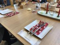 石窯パンをおいしく楽しむ会 - カフェ気分なパン教室  ローズのマリ