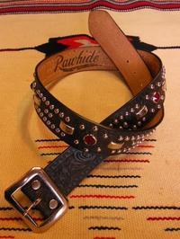 RAWHIDE Various studded work 12/16/2017 - ROCK-A-HULA Vintage Clothing Blog