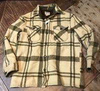 12/17(日)入荷! 70s montgomery ward ボア付きウールシャツ! - ショウザンビル mecca BLOG!!