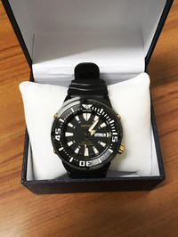 SEIKO -Prospex Automatic Divers Watch SRP641- - 納豆ご飯 -Back to the Fusion-
