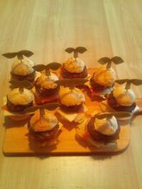 ミニハンバーガー - いげたゆかりブログ