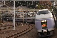 振り子列車の撮影へ - 鉄ちゃん再開しました