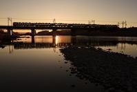 多摩川シルエットリベンジとLSE - 鉄ちゃん再開しました