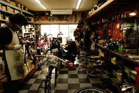 土・日曜日の授業風景 - Vintage motorcycle study