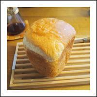 自家製食パンと自家製ベーコンで朝ごはん - * cinqante - サンカント *