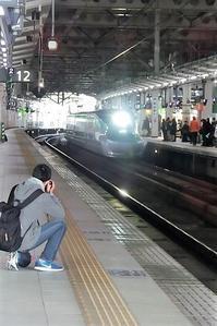 藤田八束の鉄道写真@東北新幹線の写真を仙台駅で・・東北本線岩沼駅からの貨物列車の写真を撮りました - 藤田八束の日記