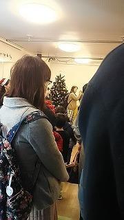 クリスマス会とお見舞い - ~ワンパク六歳児子育て中~