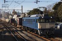 2017/12/17 Sun EF64-1028 新鶴見界隈2発 - PHOTOLOG by Hiroshi.N