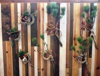 正月飾り / Flower atelier Eika - bambooforest blog