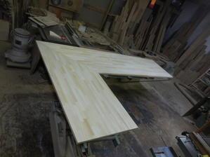 手作り家具工房の記録
