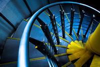 spiral staircase - IL EST TROP TARD     時は過ぎゆく ...