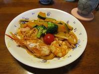 ランチ(平麺) - ごまめのつぶやき