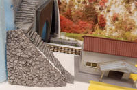 初レイアウトに挑戦!(ホ)~ 5.トンネルを作る(1) - 【趣味なんだってば】 鉄道模型とジオラマの製作日記