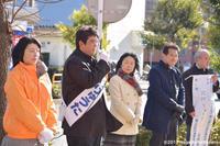 市長は桜木さん、市議は北村さん - こんにちは 原のり子です