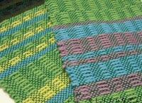 浮き織りから吉野織りへ - アトリエひなぎく 手織り日記