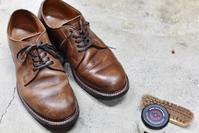 良い革靴は、メンテナンス・靴磨きも御大事に!★?(^^♪ - selectorボスの独り言   もしもし?…0942-41-8617で細かに対応しますョ  (サイズ・在庫)