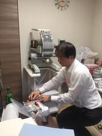 歓迎!彩くん(^^)♪ - go!go!ミシンクラブ