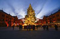 横浜赤レンガ倉庫のクリスマスマーケット2017 - エーデルワイスPhoto