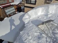 兼業農家の雪下ろし - 浦佐地域づくり協議会のブログ