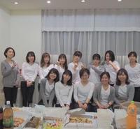 クリスマスパーティー! - 表参道・銀座ネイルサロンtricia BLOG