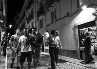 リスボン探訪(夜の盛り場バイロ・アルト ④ 3-9) - 写真の散歩道