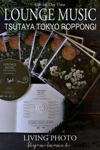 CDデビュー★ 六本木蔦屋限定 LOUNGE MUSIC  - LIVING PHOTO