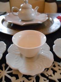 クリスマスには中国茶 - Tea Wave  ~幸せの波動を感じて~