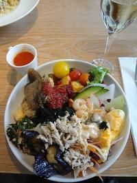 お野菜た~くさん食べられる・・AWkitchen TOKYO☆ - ひなたぼっこ