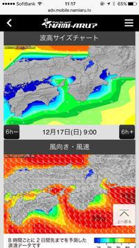 12月17日 和歌山 みかんついでにライブカメラなしのギャンブル波乗り - くろかめのつぶやき~女性初心者サーフィン日記~
