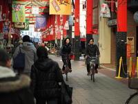 浅草寺界隈街スナップ - エンジェルの画日記・音楽の散歩道
