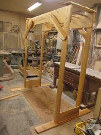 【予告】セカンドハンド・レンタルのうんていNタイプW1800×H2000×D1340No.1465 - MIKI Kota STYLE by Art Furniture Gallery