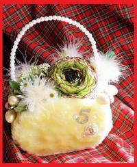 今年のトレンドのファー - 軽井沢プリフラdiary
