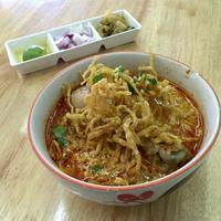 カオソーイ・チェンマイ@クロントゥーイ - ☆M's bangkok life diary☆