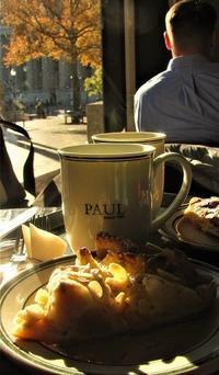 便利なPaul bakery ワシントンD.C. - NYからこんにちは