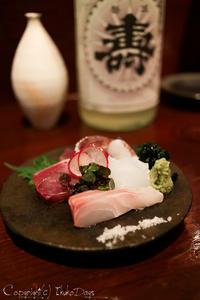 美味しい日本酒と美味しい和食。それだけあれば幸せです:『晴レ』茅場町 - IkukoDays