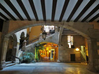 メルカデール邸のベレン展示会 - gyuのバルセロナ便り  Letter from Barcelona