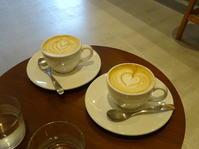 PASSAGE COFFEEさんでラテ - *のんびりLife*