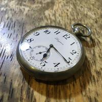 ロンジン 懐中時計の修理 - トライフル・西荻窪・時計修理とアンティーク時計の店