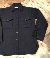 12月23日(土)入荷分!50s〜U.S NAVYC.P.O  wool shirts!! - ショウザンビル mecca BLOG!!