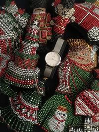 ダニエルウエリントンの時計でクリスマス🎄 - マレエモンテの日々