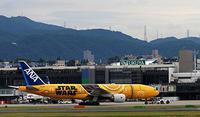 危うくお蔵入りのANA Jet C-3PO - スポック艦長のPhoto Diary