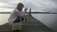 ガイドの日記:12月17日早朝マングローブクルーズ - コタキナバル 旅行記・ブログ
