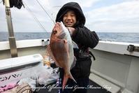 2017/12/16~22の釣果 - 鯛ラバ遊漁船  Miyazaki Offshore Boat Game Marine Frog 2