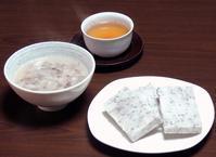 新発想「食べる赤米茶」。飲む、食べる、赤米の潜在力と利用法。 - 大朝=水のふる里から