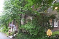 ◆ 日光東照宮へ、その6 「インザミスト」へ、館内編 (2017年8月) - 空と 8 と温泉と