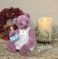 クリスマスプレゼント - pluie teddybear