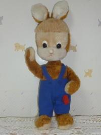 ヴィンテージ・シュコ―ビゴベロのウサギの男の子 - ヴィンテージ・シュタイフと仲間たち