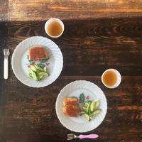 Kid's Meal Lunch - 烏帽子への風