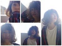 ボブ - 空便り 髪にやさしいヘアサロン 髪にやさしいヘアカラー くせ毛を愛せる唯一のサロン