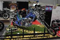 『 26th YOKOHAMA HOT ROD CUSTOM SHOW 』エントリーのモーターサイクル 1 - みやたサイクル自転車屋日記